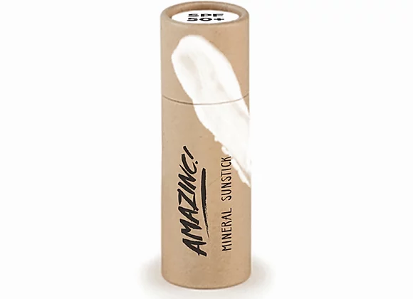 Amazinc Mineral Sunstick SPF50 - 30g