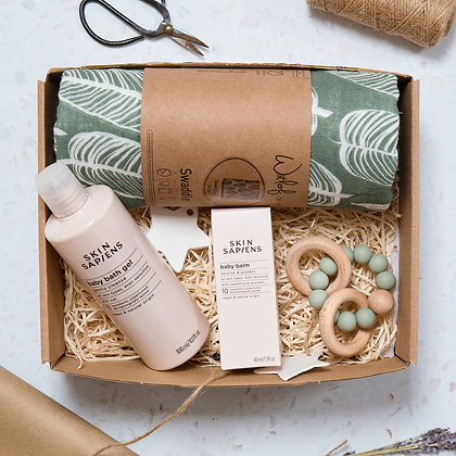 LITTLE ONE SAGE GREEN | GIFT BOX