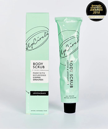 Upcircle Coffee Body Scrub - Lemongrass 200ml