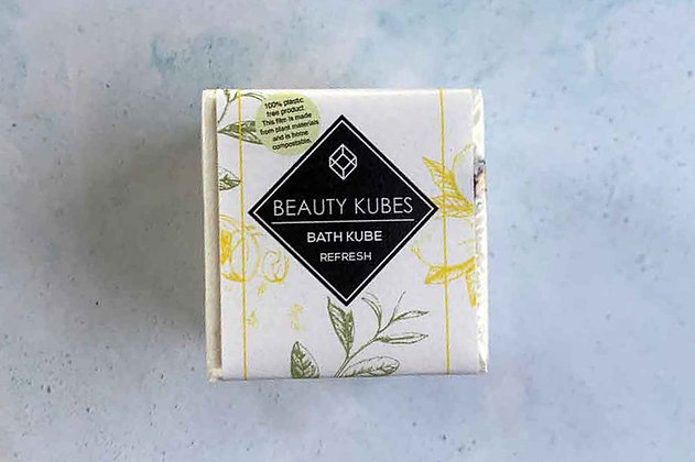 Refresh Bath Kubes | Plastic Free | Beauty Kubes