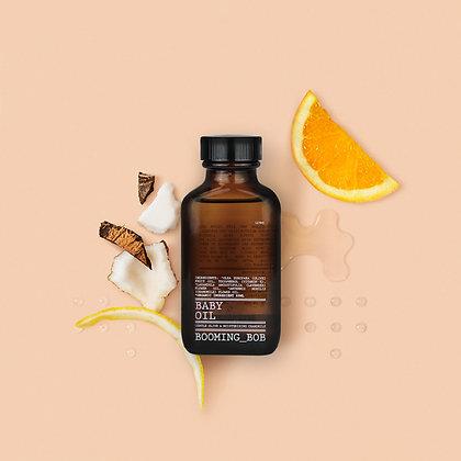 Booming Bob Olive & Chamomile Baby Oil   100% Natural   89ml