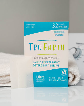 Tru Earth Laundry Eco-Strips - 32 Pack
