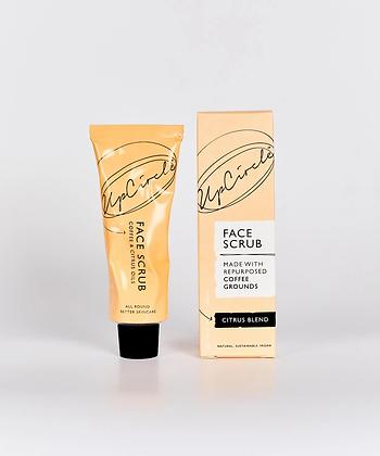 Upcircle Coffee Face Scrub - Citrus Blend 100ml