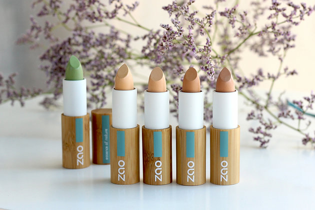 REFILL ONLY Bamboo Concealer Stick - Zao Makeup