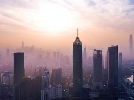 Cina ed inquinamento: ecco la torre cattura polveri sottili
