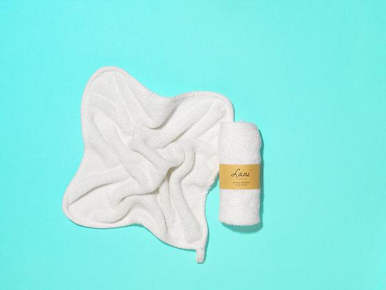 Lani Bamboo Face Cloth | 100% Organic