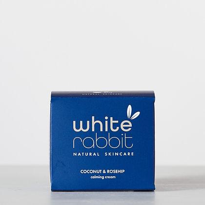 White Rabbit - Coconut & Rosehip Calming Cream 100ml