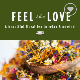 Herb Heaven Devon Herbal Tea | Feel The Love