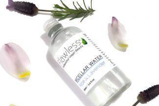 Flawless Micellar Water Aloe & Lavender | Plastic Free | 100ml