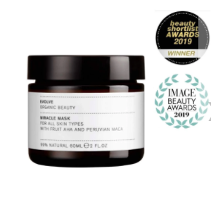 Travel Size Miracle Mask | Evolve Organic Beauty | 30ml