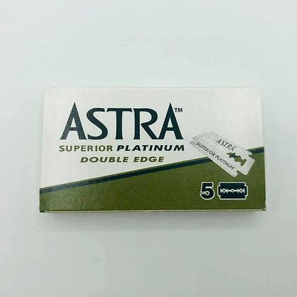 Astra Razor Blades (5 blades) - Bambaw
