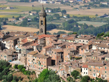 Peccioli: ecco il fantastico borgo antico dalle idee innovative e sostenibili