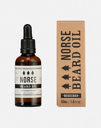 Norse Beard Oil   Woodsman   50ml