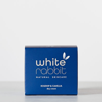 White Rabbit - Rosehip & Camellia Day Cream 100ml