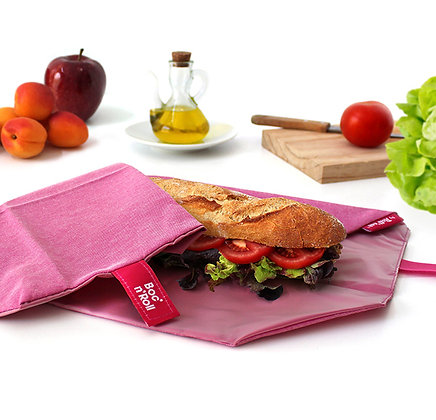 Reusable Sandwich Wrap | Boc'n'Roll | Violet