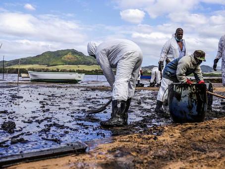Il futuro di Mauritius compromesso dall'ennesimo disastro ambientale
