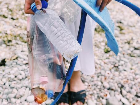 Gara di pesca della plastica a Pescara: raccolti circa 30 kg di rifiuti in mare