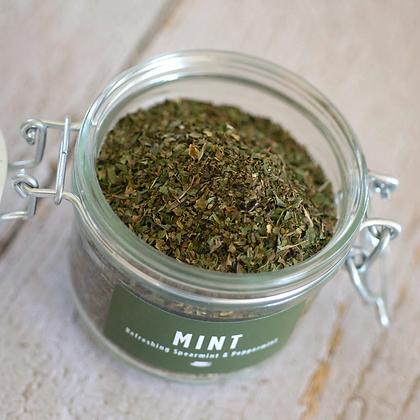 Herb Heaven Devon Herbal Tea | Spearmint & Peppermint