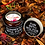 Thumbnail: Amber Forest Natural Soy Candle - Run with Wolves 180ml