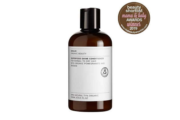 Superfood Shine Natural Conditioner | Evolve Organic Beauty | 250ml