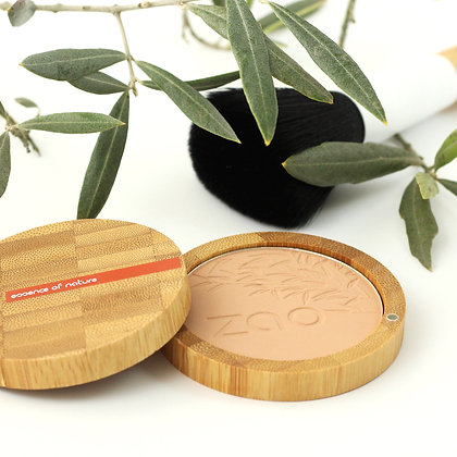 REFILL ONLY Bamboo Compact Powder - Zao Makeup