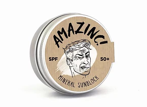 Amazinc Mineral Shield Sunblock SPF50 - 17.5g