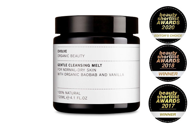 Gentle Cleansing Melt | Evolve Organic Beauty | 120ml