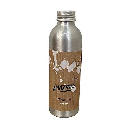 Amazinc Tanning Oil SPF10 - 100ml