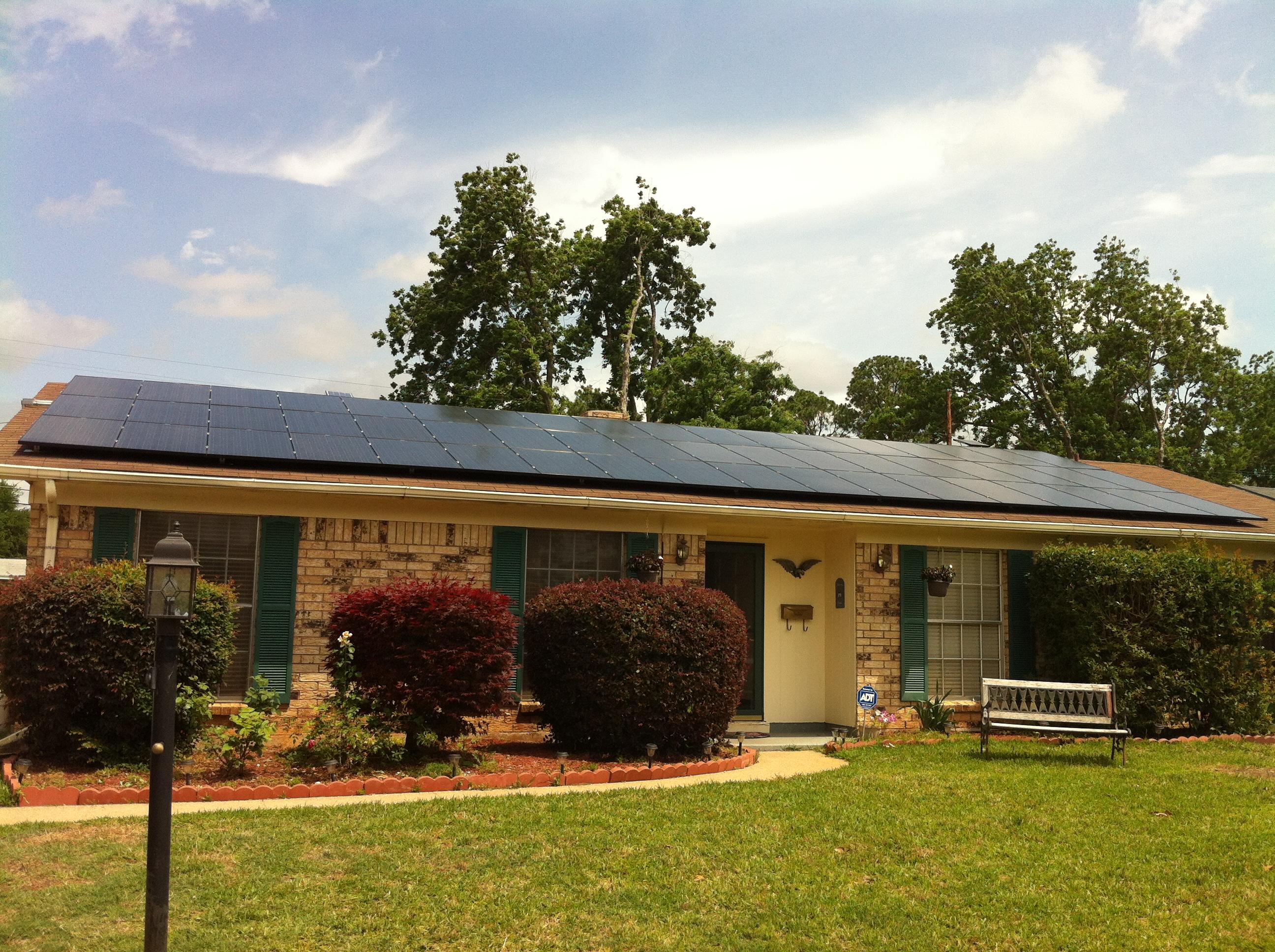 San Antonio Solar Energy