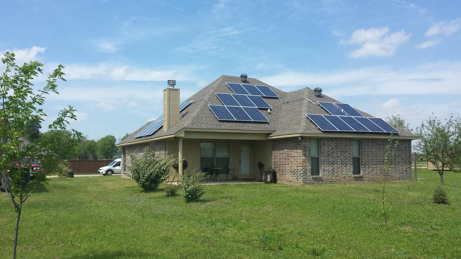 San Antonio Solar Panels