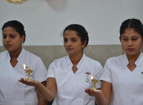 Caping Ceremony