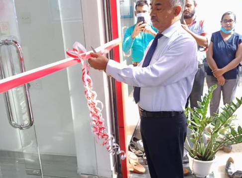 Kottawa Collecting Center Opening