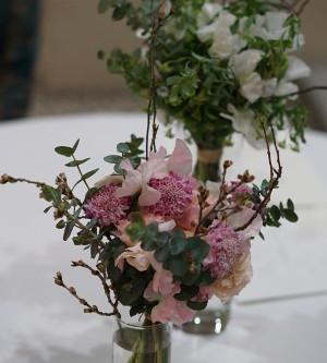 パリのお花屋さん1日目