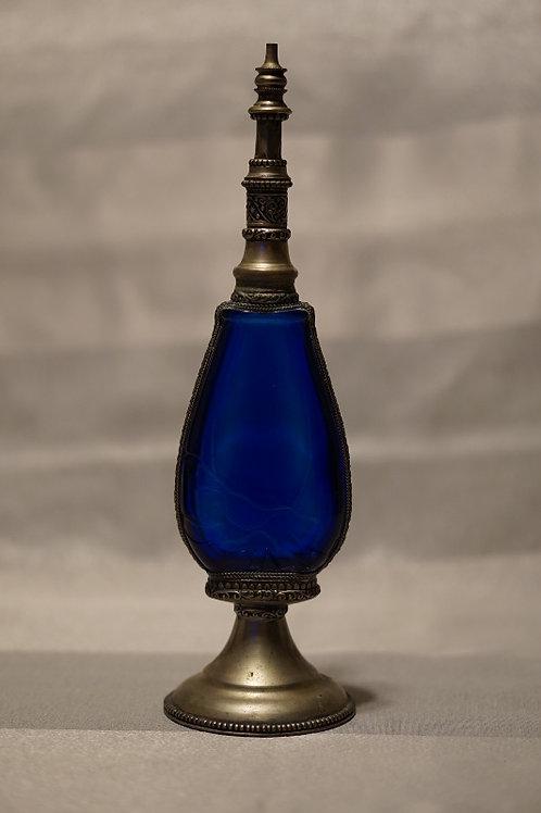 ブルーの瓶