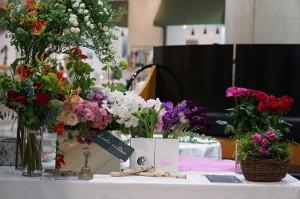 パリのお花屋さんinロイトン