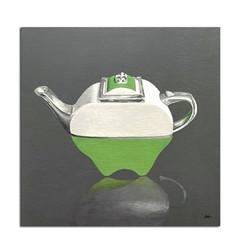 kelly-green-wall-art-teapot