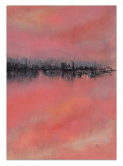 orange-black-abstract-seascape-print