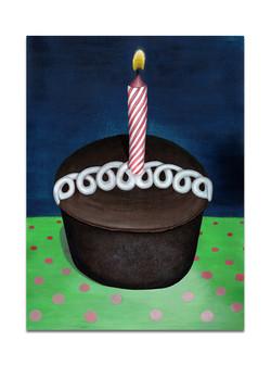 hostess-cupcake-wall-art-painting