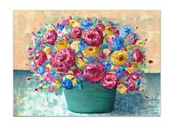 colorful-floral-original-painting