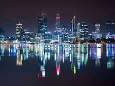 Good night #perth #australia #illbeback