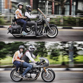 Sg Athletes and Bikers on a mission.jpg