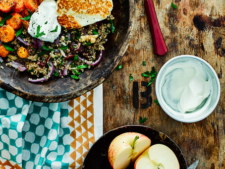 Royal Gala Apple Buddha Bowl