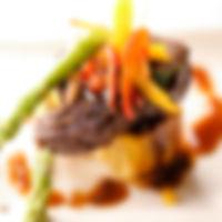jessica strickland, food & beverage, kahns catering, entree