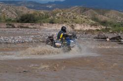 River crossing, Argentina