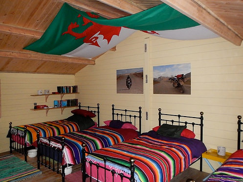 Patagonia Cabin (gonny gone gone)