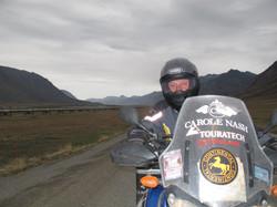 Nick on the Dalton Highway