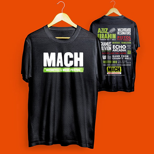 MACH 2018 T-Shirt