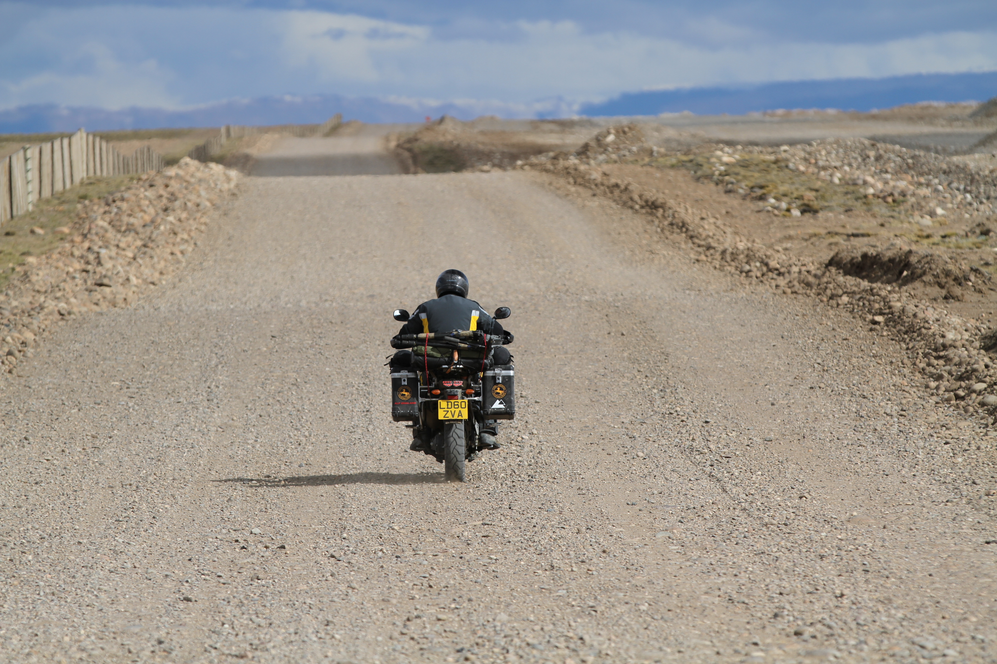 Ruta 40 in Patagonia