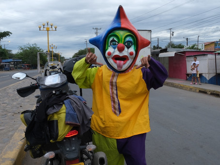 Moments #10 Journey Across Central America (part 2)