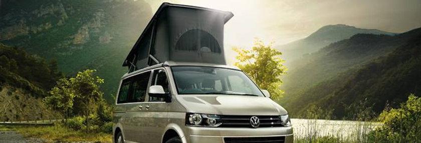 Ordinary Camper Van / Transporter